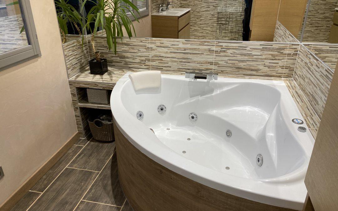 Renovation d'une salle de bain à Saint Fuscien 80680