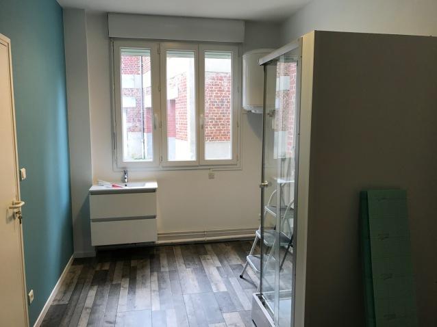 Création d'une salle de douche à Breteuil 60120