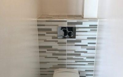 Installation d'un WC Suspendu à Moreuil 80110