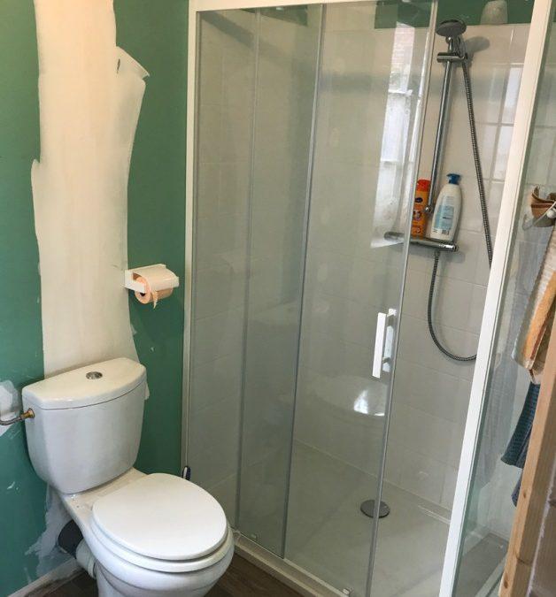 Création d'une salle de bain à Beauvais 60000