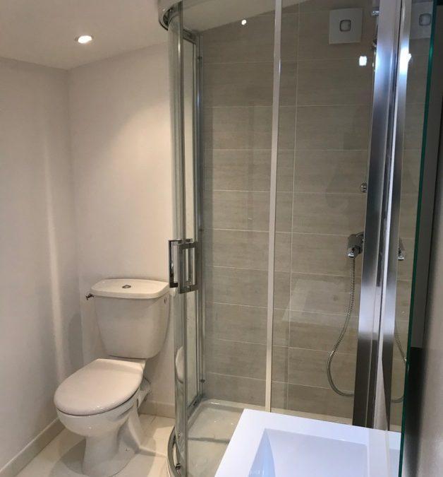 Création de salle de bain sur Ailly sur Noye 80250