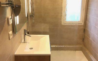 Rénovation d'une salle de douche à Moreuil 80110
