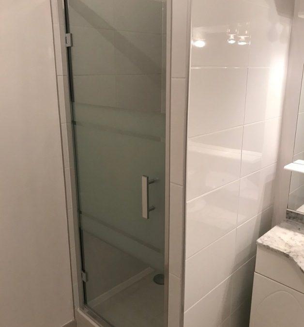 Dégât des eaux dans une douche à Ailly sur Noye 80250