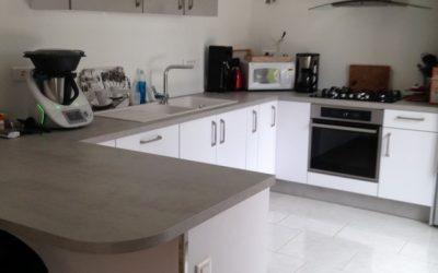 Pose de cuisine à Dury 80480